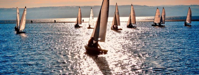 Sajad purjetajad